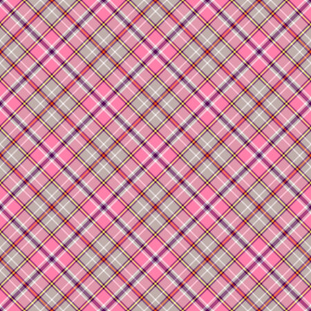 Pink and grey seamless pattern