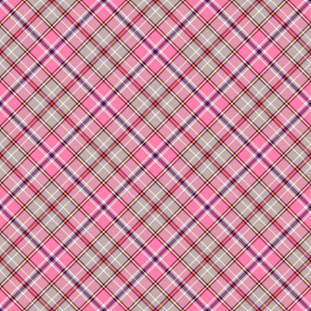 Roze en grijs naadloze patroon