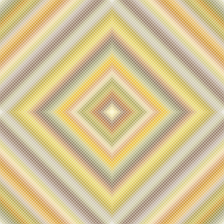 Pastel seamless pattern with colored mosaic stripes Иллюстрация