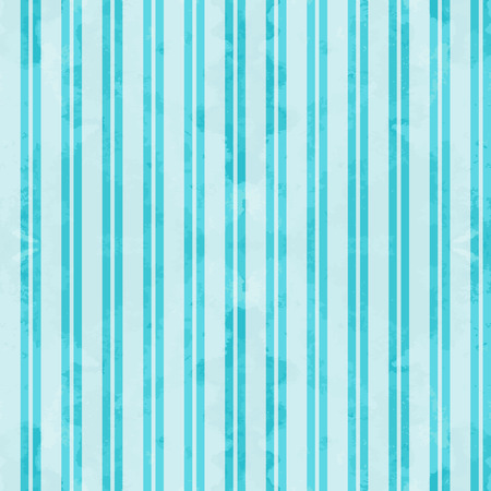 Seamless striped grunge pattern with watercolor spots. Vector eps 10 Foto de archivo - 123124295