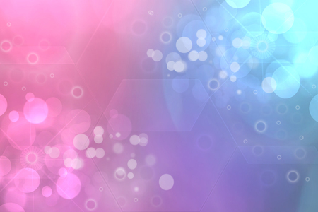 Beautiful colorful abstract pastel colored soft background. Gradient from purple to blue. Space for text. Foto de archivo - 115819701