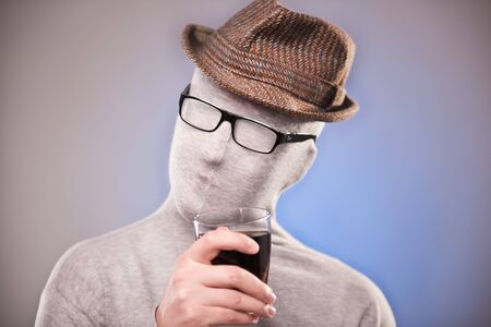 Fantom man