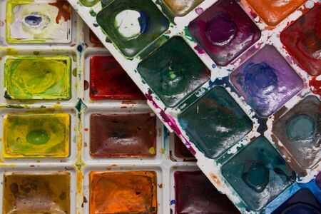colore: a lot of colored inks