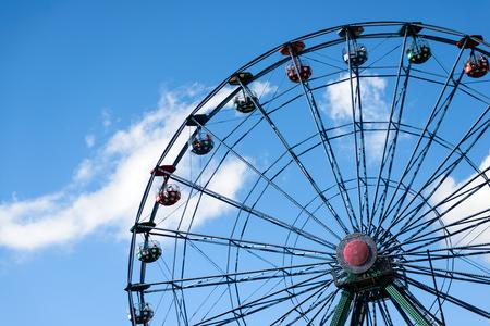 Linnanmaki Amusement Park, Rinkeli ferris wheel