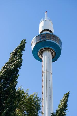 Linnanmaki Amusement Park, Panorama observation tower Editorial