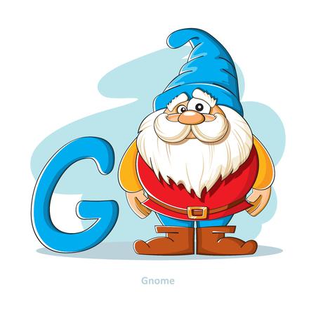 Cartoons alphabet letter e with funny elf royalty free cliparts 56219340 cartoons alphabet letter g with funny gnome altavistaventures Gallery