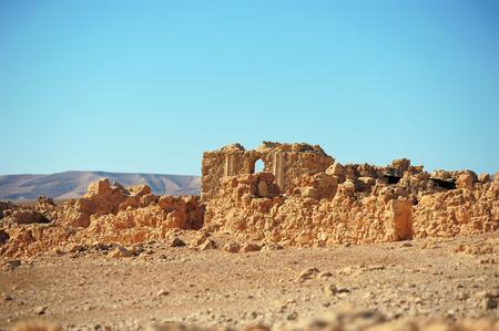 masada: Ruins of Masada Fortress