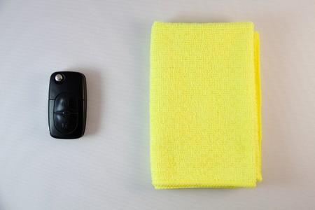 car wash cloth