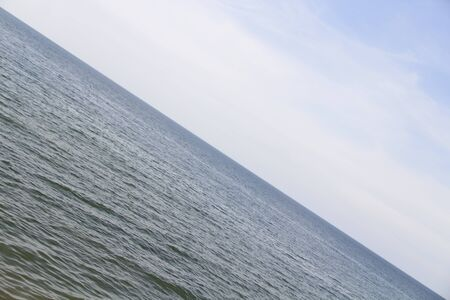 the Baltic sea in late summer