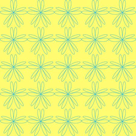 blumen abstrakt: floral abstract pattern. ornament
