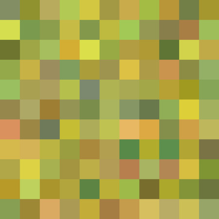 Background of geometric shapes. Colorful mosaic pattern. Retro square background