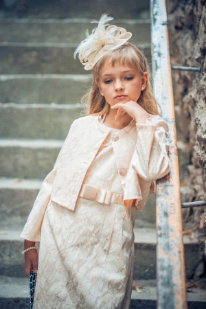 Little Girl Fashion photo