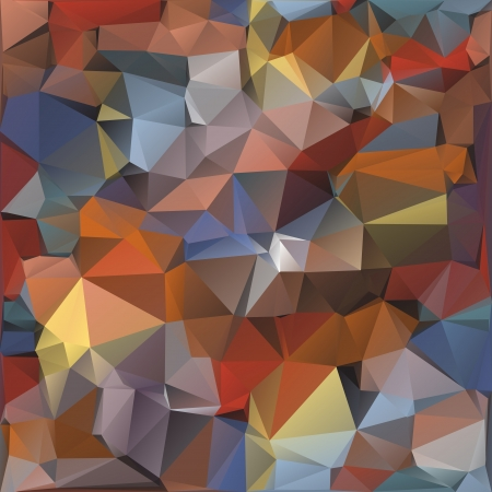 paper fold: Geometric pattern, triangles background  illustration