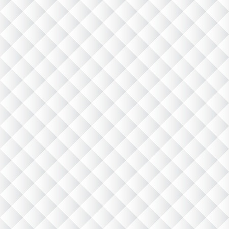 Seamless monochrome geometric background  Abstract pattern with rhombs, squares Vector