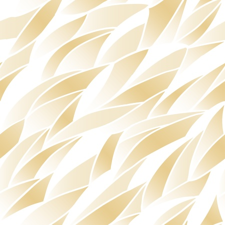Abstract diagonal background  Seamless golden pattern