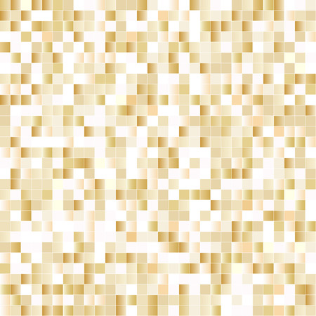 paillette: Seamless background with shiny pixels. Eps 8 vector illustration