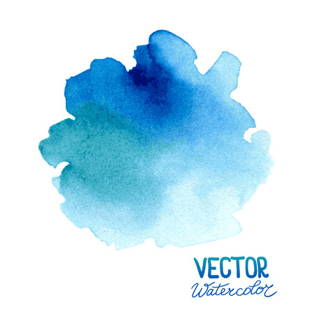 Abstract watercolor background for your design.  Stock Illustratie