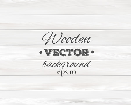Illustration of wooden background. Wood texture  イラスト・ベクター素材