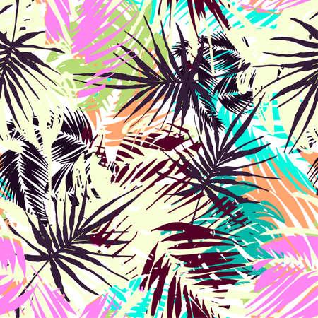 Exotic pattern.