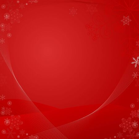 Christmas background with copy space photo