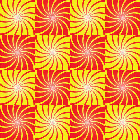 Bright seamless pattern Illustration
