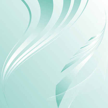 curving: Wavy abstract background with copy space
