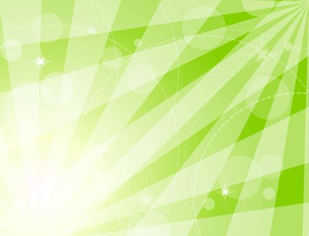 Abstract green modern techno background
