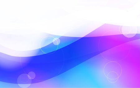 Abstract purple and blue background Stock Photo