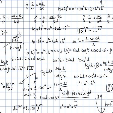 teorema: Matem�ticas sin fisuras patr�n. Azulejos para el fondo sin fin