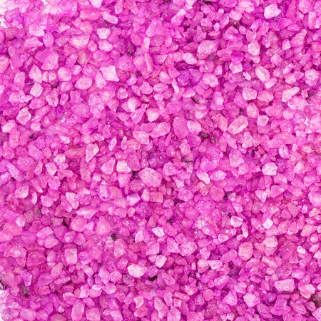 Magenta lavender aroma sea salt background