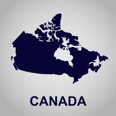 edward: map of Canada