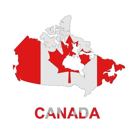 nova: map of Canada