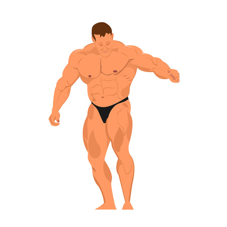 strength training: activity, biceps, body, bodybuilder, bodybuilding, fit, fitness, form, grungy, healthy, human, illustration, man, muscles, muscular, people, pose, posing, posture, power, recreation, relax, sample, show, silhouette, sketching, sport, strength, training, v