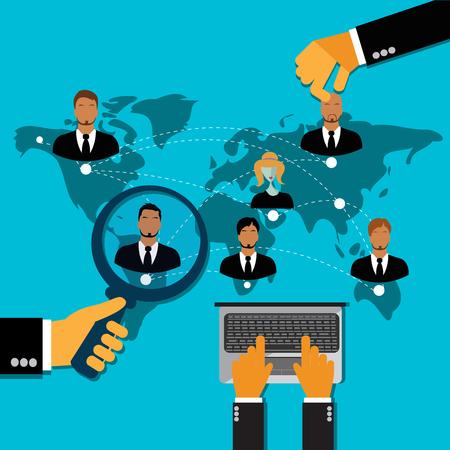 resource: employee, recruitment, human, resource, selection, interview, analysis