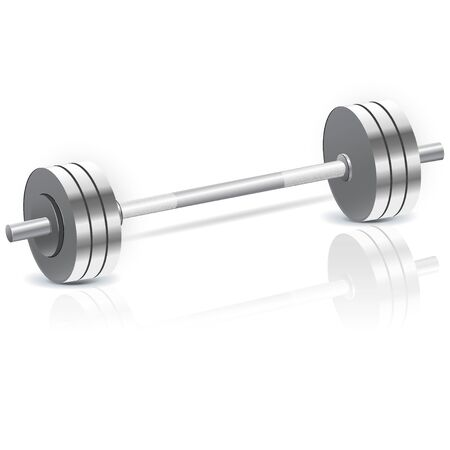 heavy: Heavy barbell