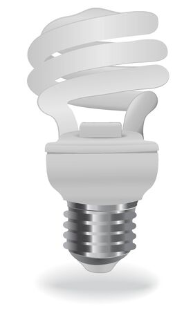 Energy, saving, light, bulb