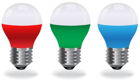 kilowatt: set of LED light bulbs