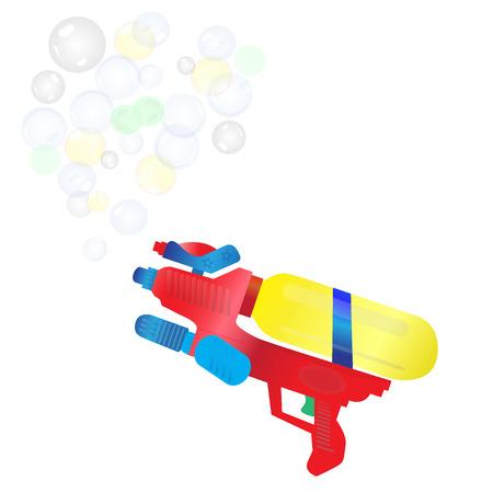 バブル銃、グッズ