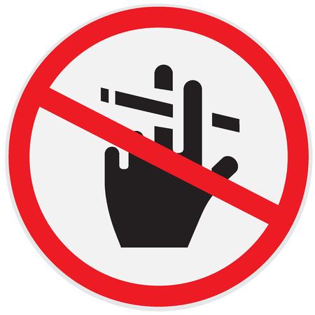 no smoking sign: no smoking sign, vector