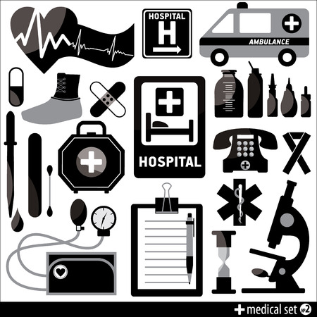 counselor: Medical Icons. More medical sets in my portfolio.