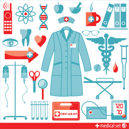 therapist: Medical Icons. More medical sets in my portfolio.