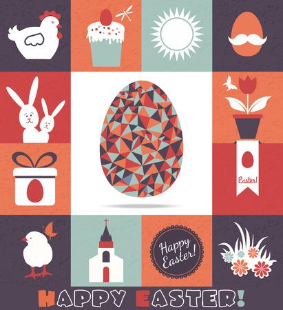 orthodoxy: Easter set.