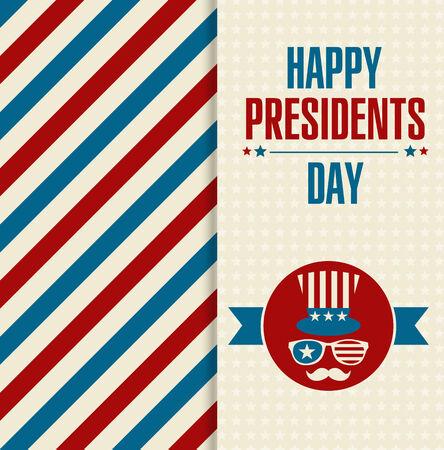 presidents: Presidents day background.