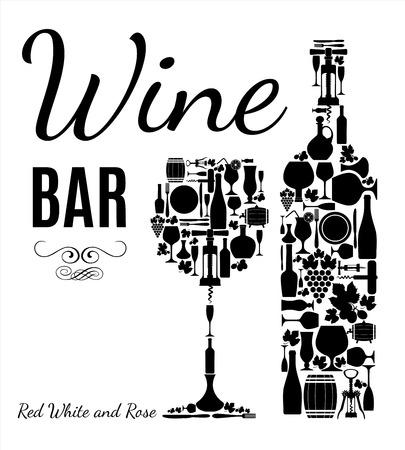 wine card: Wine card.