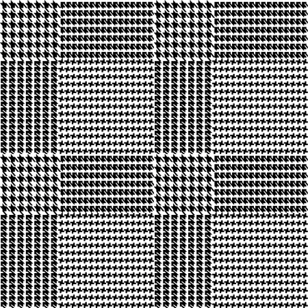 Seamless fashion pattern. Vector stock cage pattern. Иллюстрация
