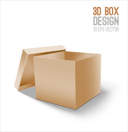 Cardboard box icon. 版權商用圖片 - 38949507