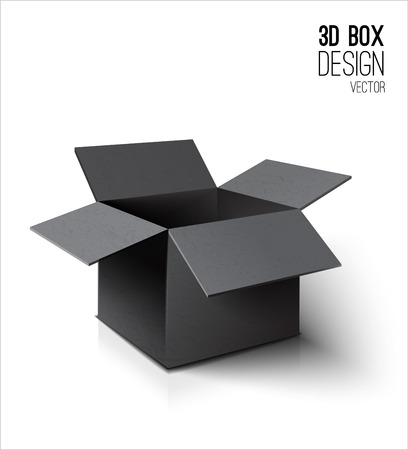 Black box Illustration