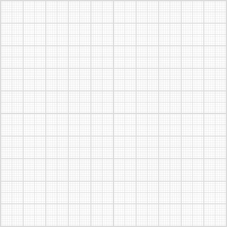 Graph paper abstract background. Vectores