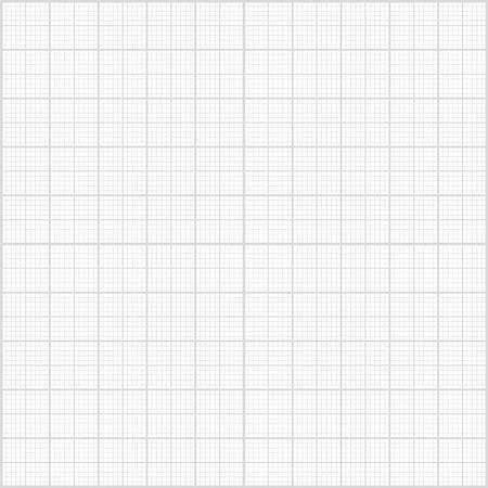 hoja cuadriculada: Papel de gr�fico de fondo abstracto. Vectores