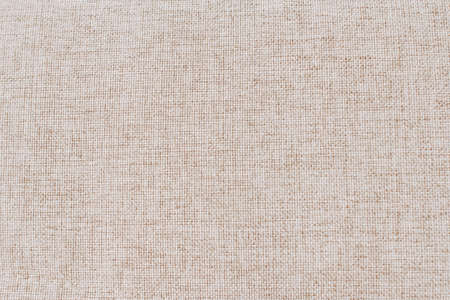 White linen background. Fabric or texture Banque d'images